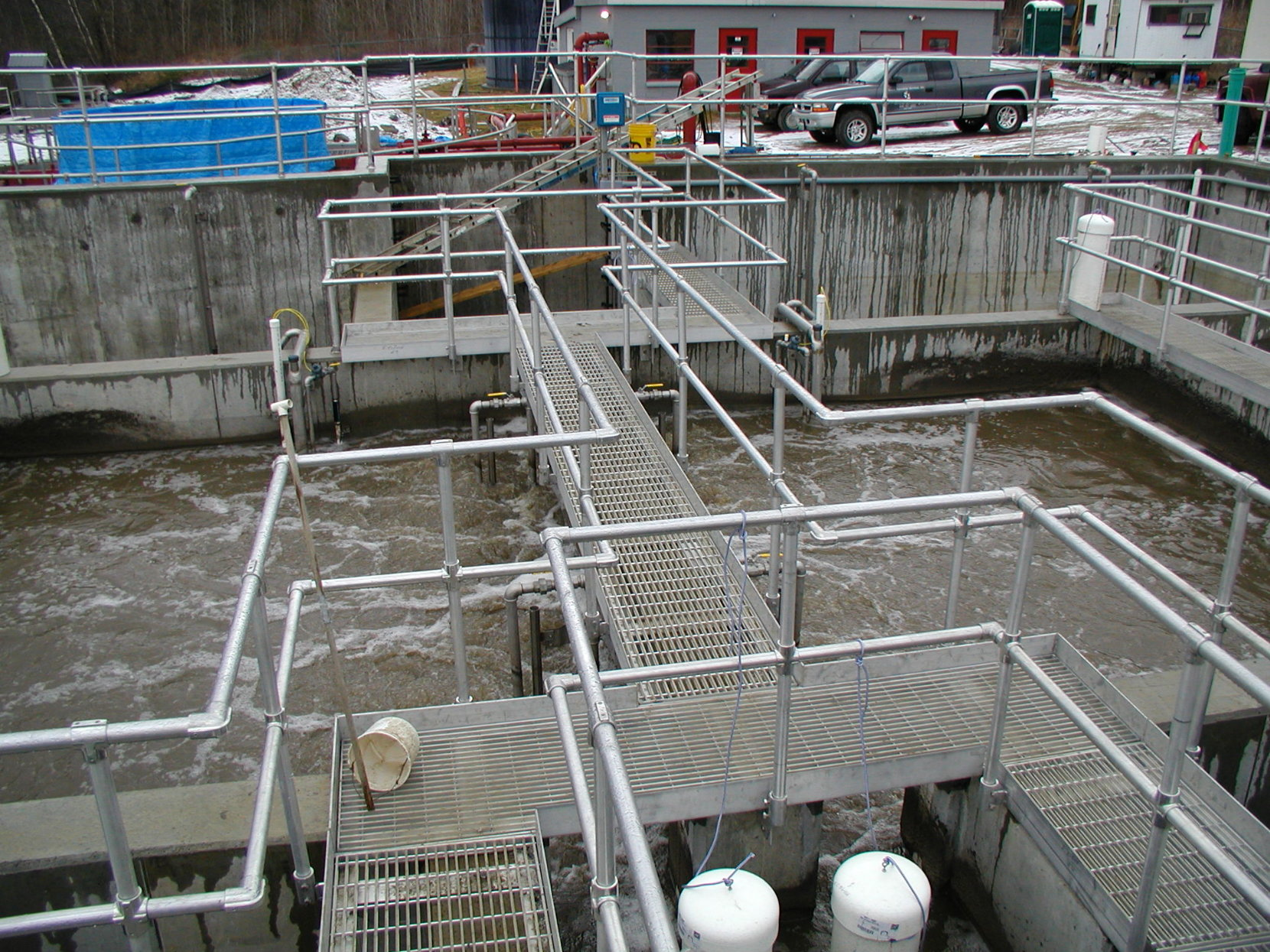 Wastewater Facility